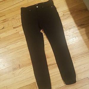 Like new nine west gramercy skinny pants